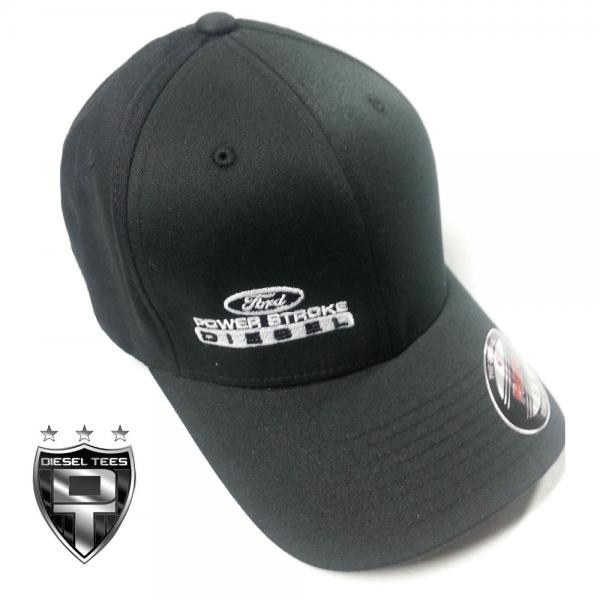 ford power stroke flex fit hat.jpg Ford Power Stroke Diesel Flex Fit Hat