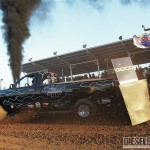 1112dp 02+scheid diesel extravaganza+dodge ram pulling truck rear three quarter 150x150 Scheid Diesel Extravaganza 2014 Results, Pics, Videos