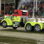 two of a kind semi sled puller 150x150 Scheid Diesel Extravaganza 2014 Results, Pics, Videos